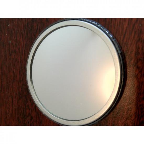 Custom 3.5 Inch Round Hand Mirrors