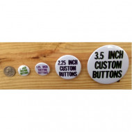 Custom 1.25 Inch Round Pinback Buttons