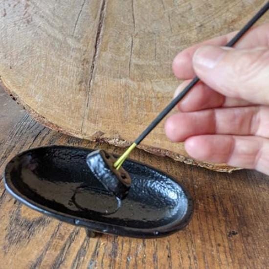 Incense Burner - Cast Iron