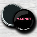 Custom Round Magnets