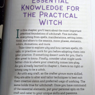 A Practical Guide for Witches: Spells, Rituals, and Magic for an Enchanted Life