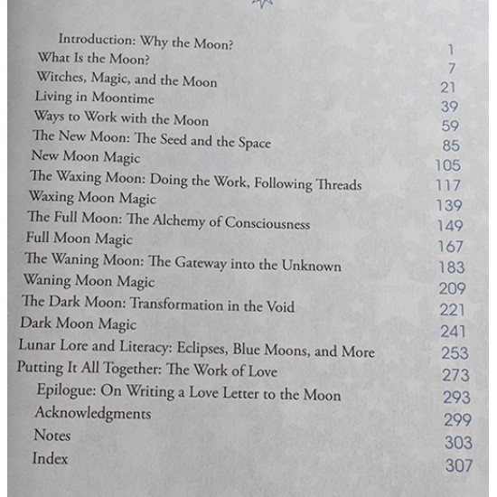 Moon Book: Lunar Magic to Change Your Life