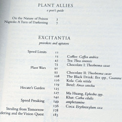 Pharmako/Dynamis: Stimulating Plants, Potions, and Herbcraft: Excitantia and Empathogenica