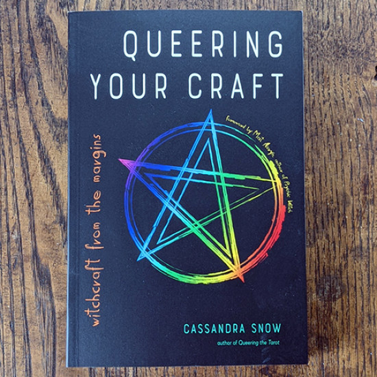 Queering Your Craft: Witchcraft from the Margins