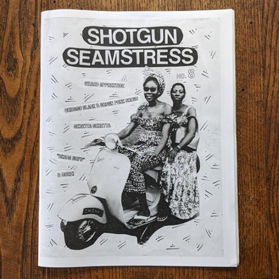 Shotgun Seamstress No. 8