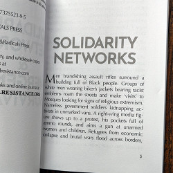 Solidarity Networks & Emergency Survivial