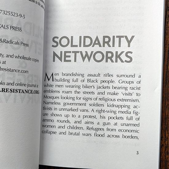 Solidarity Networks & Emergency Survivial