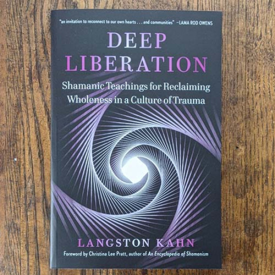 Deep Liberation: Shamanic Teachings for Reclaiming Wholeness in a Culture of Trauma