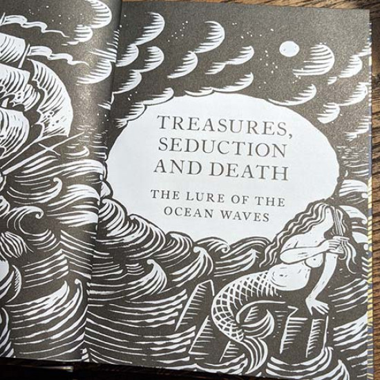 Treasury of Folklore - Seas and Rivers: Sirens, Selkies and Ghost Ships