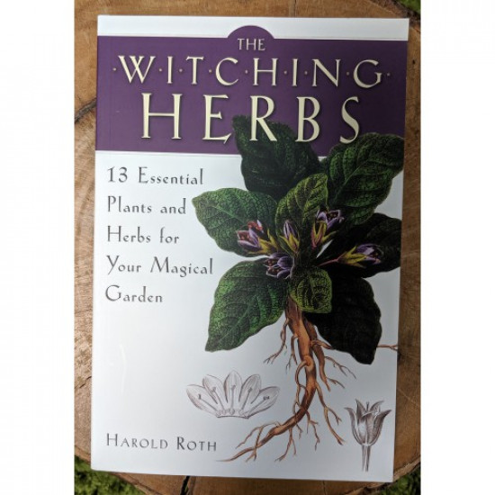 The Witching Herbs: 13 Essential Plants and Herbs for Your Magical Garden