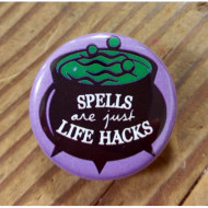 SPELLS are just LIFE HACKS W-06