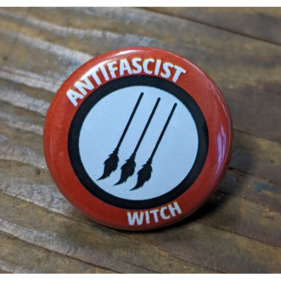 Antifacist Witch