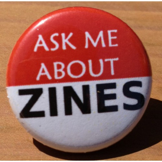 Ask Me About Zines Z-16