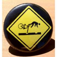 Beware of Tracks Sign TR-08