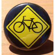 Bicycle Crossing Sign TR-09