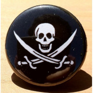 Calico Jack Skull and Crossed Swords GK-03