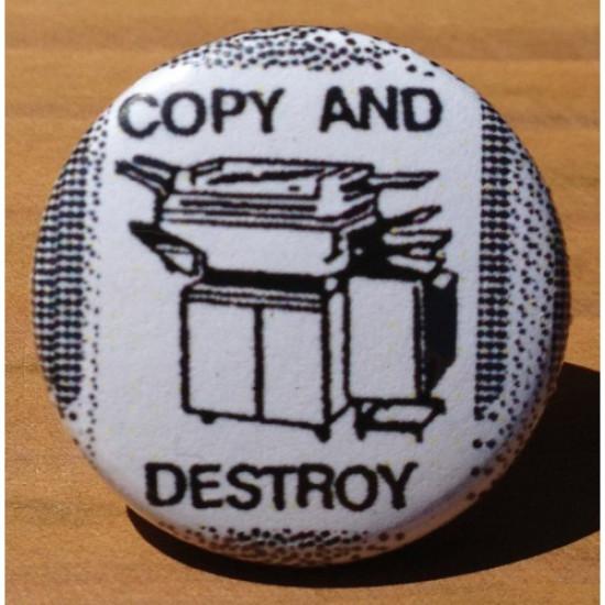 Copy and Destroy Z-07