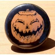 Halloween Pumpkin (black background) HD-04