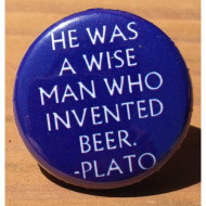 He Was A Wise Man Who Invented Beer FD-07