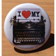 I Love My Typewriter Z-08