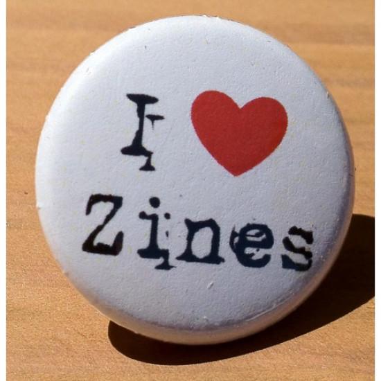 I Love Zines Z-09