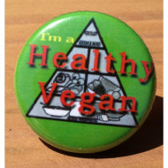 I'm A Healthy Vegan FD-05
