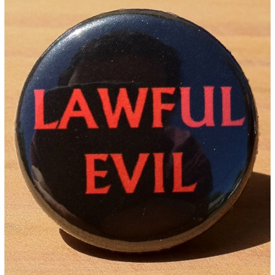 Lawful Evil Gaming Alignment GK-13