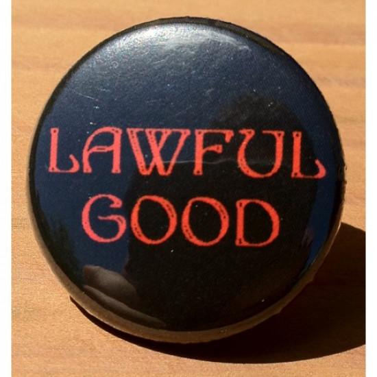 Lawful Good Gaming Alignment GK-07