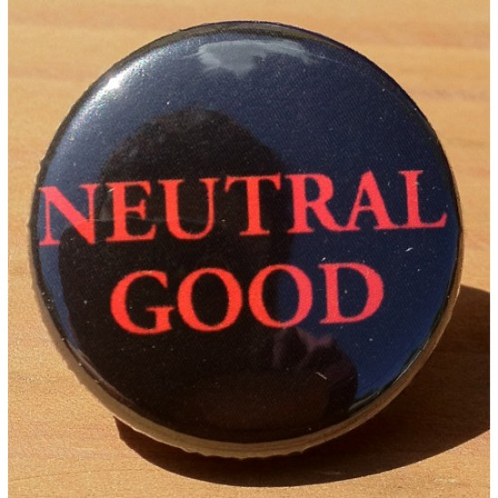 Neutral Good Gaming Alignment GK-08