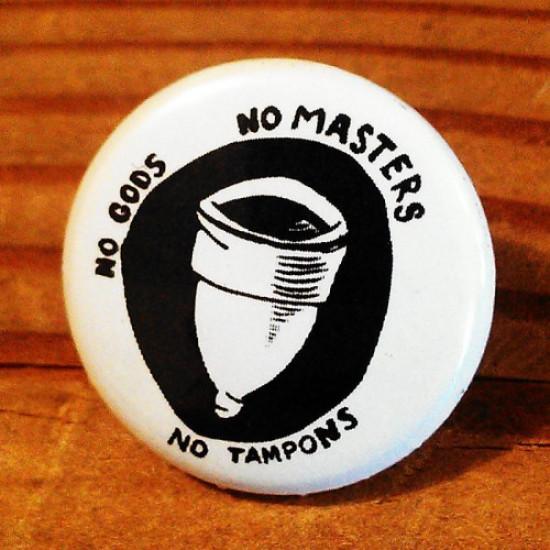No Gods No Masters No Tampons XX-00