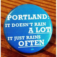PORTLAND: It Doesn't Rain A LOT it Rains OFTEN LO-02
