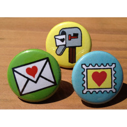 Postal Love Set Z-01-03
