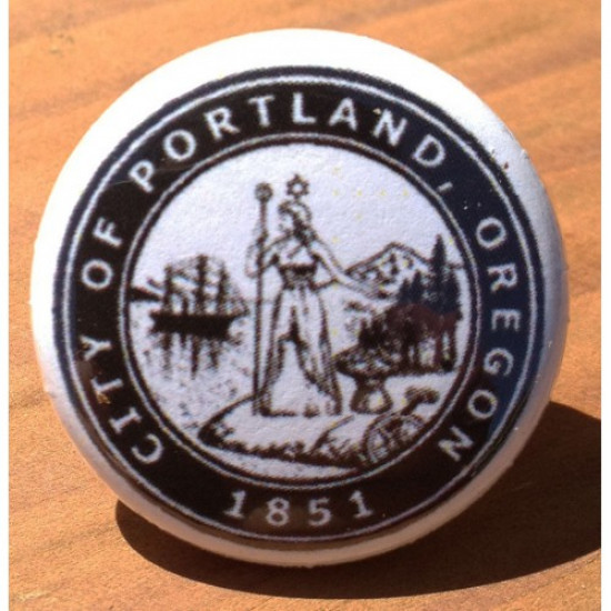 Seal of the City of Portland LO-03