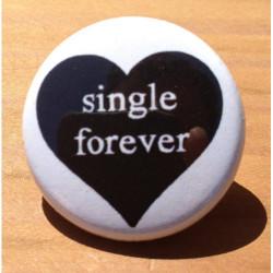 Single Forever Black Heart HT-12