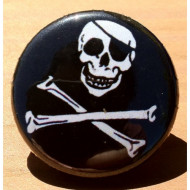 Skull and Cross Bones Pirate Flag GK-02