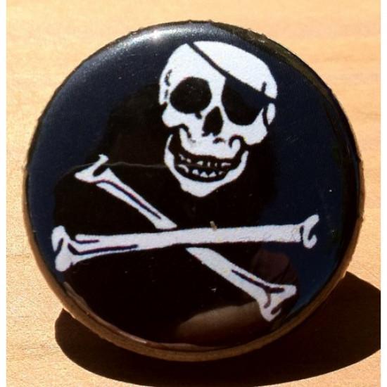 Skull and Cross Bones Pirate Flag GK-02