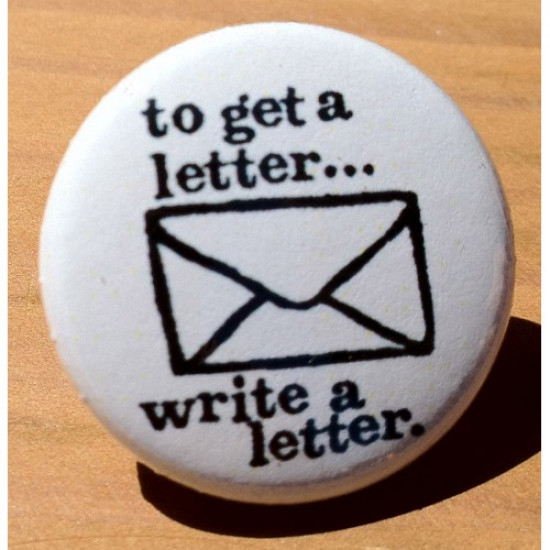 To Get A Letter, Write A Letter Z-05