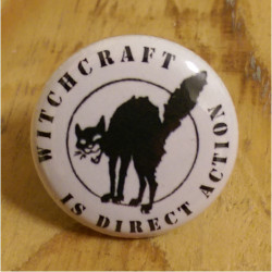 Witchcraft is Direct Action W-03