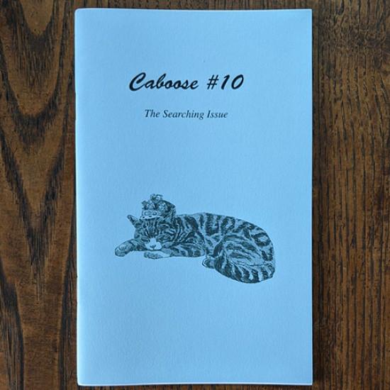 Caboose zine #10
