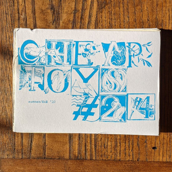 Cheap Toys Zine #24