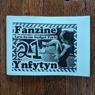 Fanzine Ynfytyn 21 Low-to-no budget Paris
