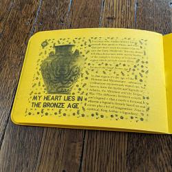Fanzine Ynfytyn 32 + 34 Romans  (2 zine set)