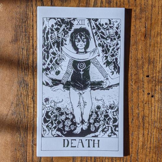 Tarot Zine - Death