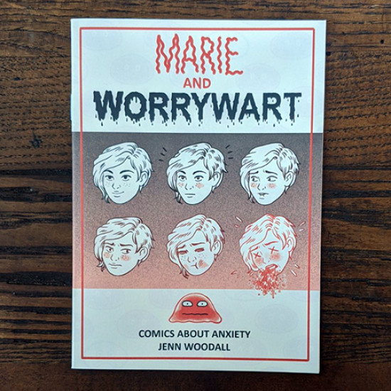 Marie and Worrywart by Jenn Woodall