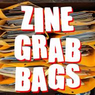 """""""Vintage"""" Zine Grab Bag"""