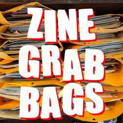 """Vintage"" Zine Grab Bag"