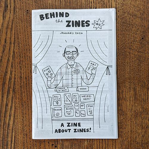 Behind The Zines #9
