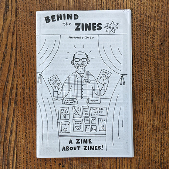 Behind The Zines #9