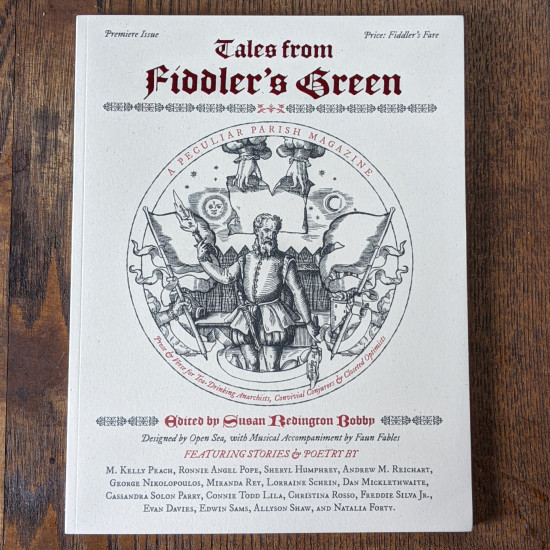 Tales from Fiddler's Green 1: Premiere Issue