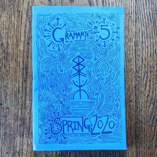 Gramarye #5 Spring 2020